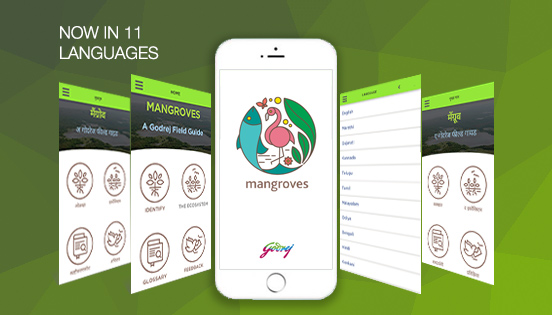 Mangrove App launch by CM